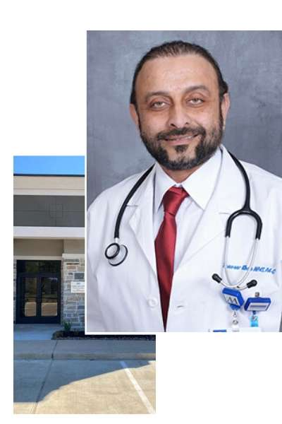 Tanveer Khan, MPAS, PA-C